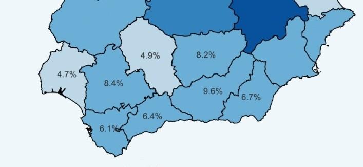 Sólo el 7% de los andaluces ha pasado el coronavirus, por debajo de la media nacional