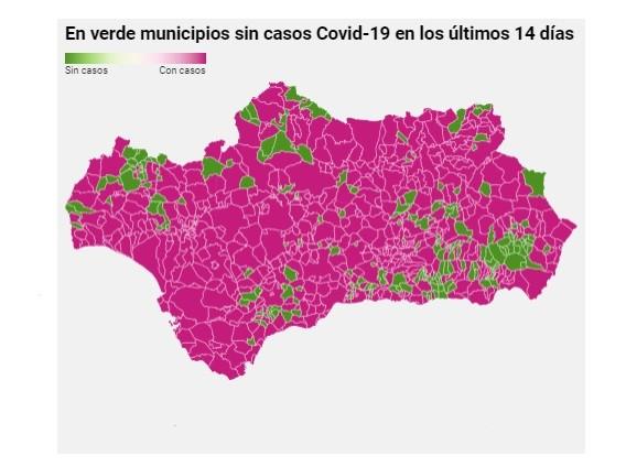 coronavirus covid Andalucía
