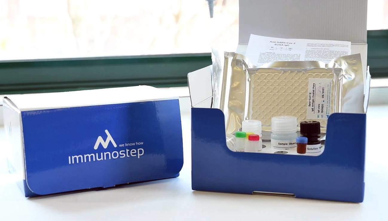 Nuevo test de anticuerpos con una fiabilidad de casi el 100%