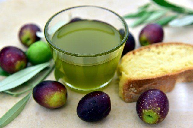 Aceite de oliva virgen extra Andalucía