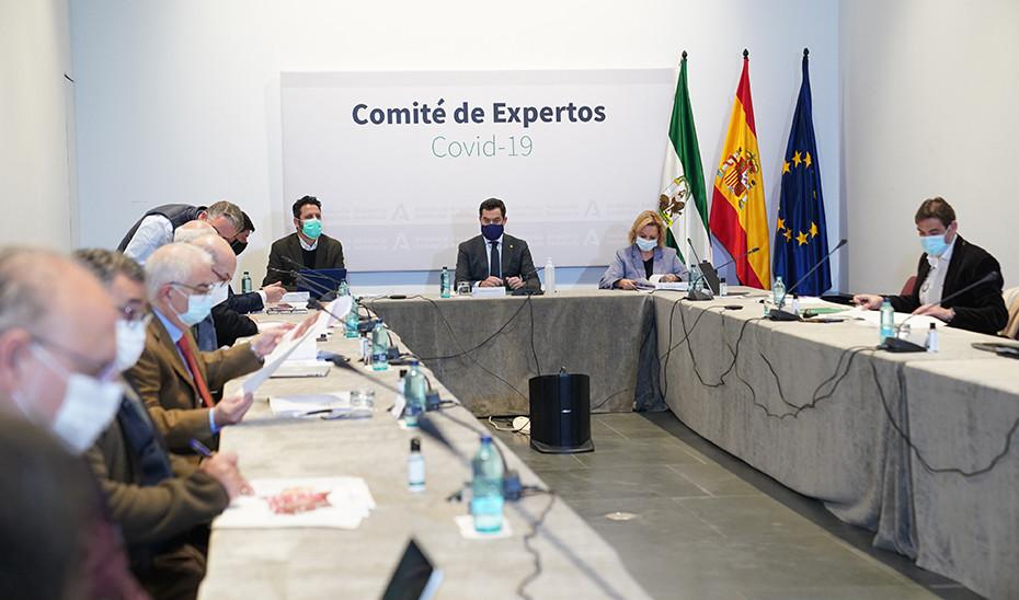 La Junta no se plantea «por ahora» un confinamiento total de Andalucía por el aumento del coronavirus, aunque «no descarta nada»