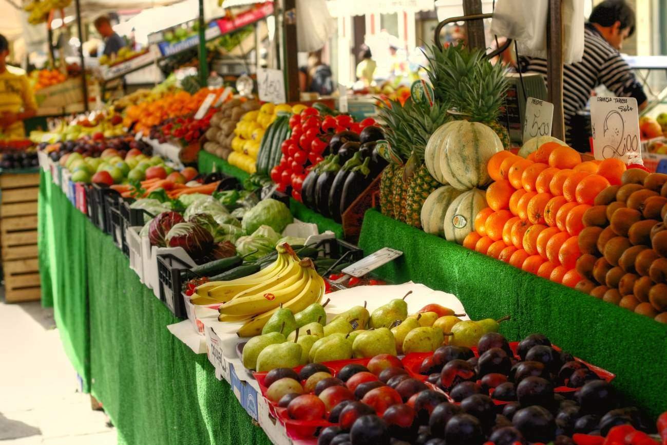 Más frutas y verduras como propósito de año nuevo para mejorar el sistema inmunitario