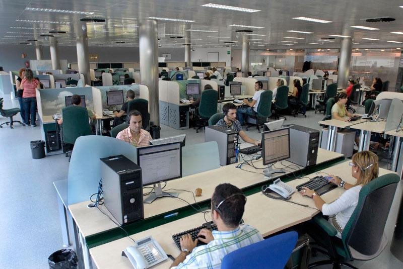 CSIF-A denuncia el colapso de Salud Responde Andalucía por el coronavirus: «El personal está desbordado»