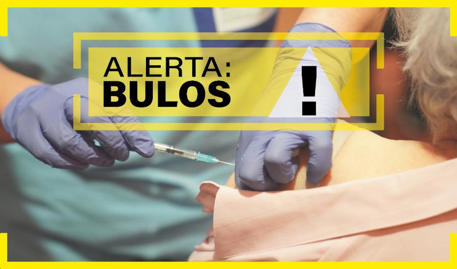 Atentos, es una estafa: En Andalucía no se está vacunando contra el coronavirus a domicilio a las personas mayores, por el momento