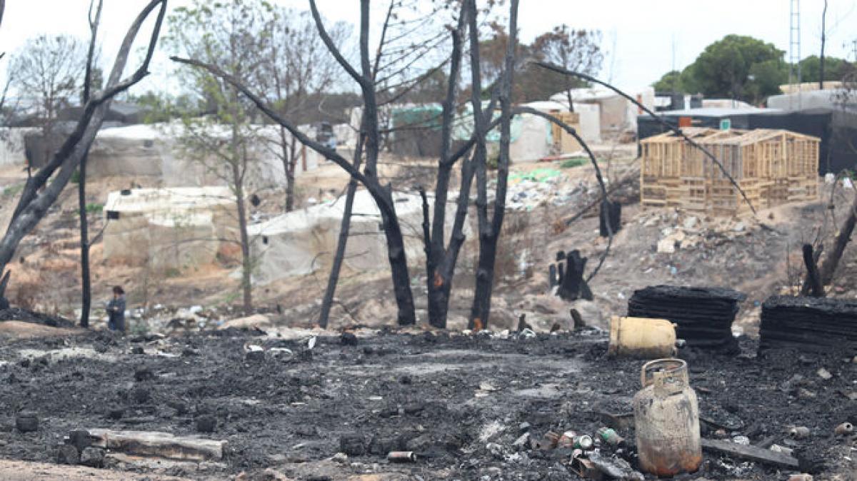 8.000 personas «malviven» en asentamientos en Huelva