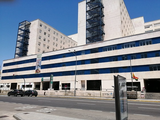 Hospital Puerta del Mar Cádiz