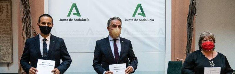 División sindical: A CCOO y SAF no les gusta la Ley de Función Pública de la Junta de Andalucía que sí quieren UGT y CSIF