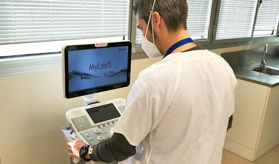 ¿Sabes que pueden detectar si tienes coronavirus a través de una ecografía? Se hace en Andalucía