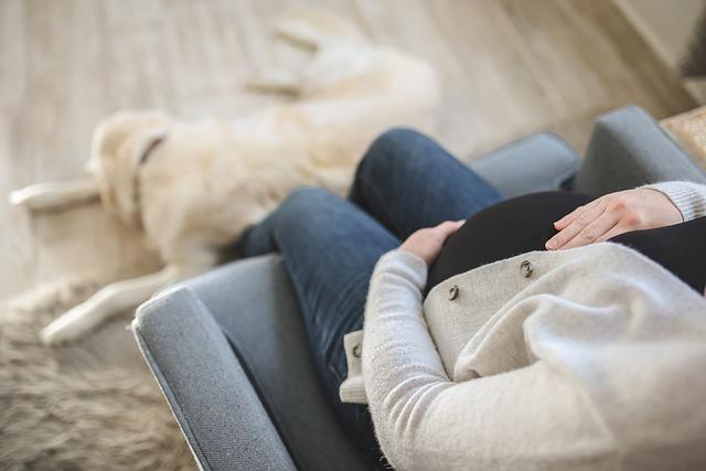 Depresión y ansiedad, los principales síntomas de las mujeres embarazadas por la situación del coronavirus