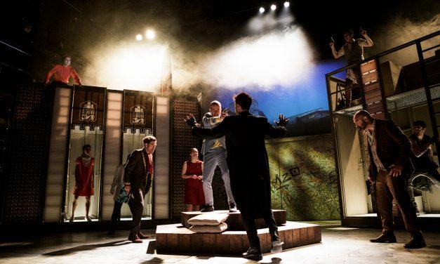El teatro es un acto de amor