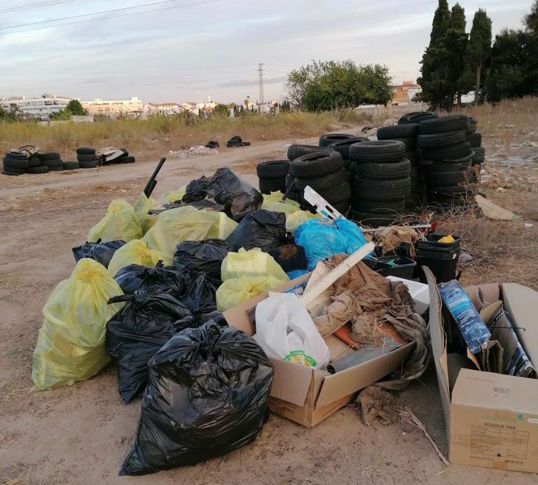 Ley residuos Andalucía