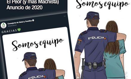 Los consumidores otorgan a la Junta de Andalucía el premio a El Peor (y más machista) Anuncio de 2020