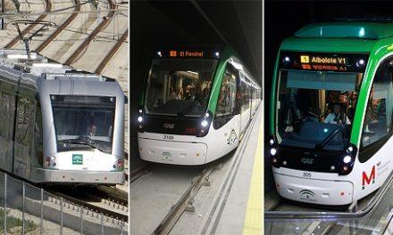 Los metros andaluces registran el primer alza de viajeros desde el inicio del Covid-19