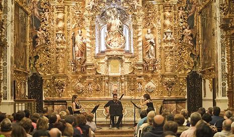 Conciertos de música de cámara gratuitos de la Fundación Barenboim-Said