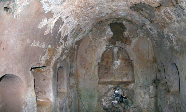 Los estudios de la necrópolis de Carmona revelan 240 tumbas por excavar, el doble de las excavadas