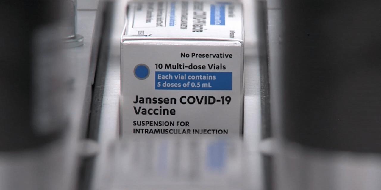 ¿Necesitan los vacunados de covid con Janssen recibir una segunda dosis?