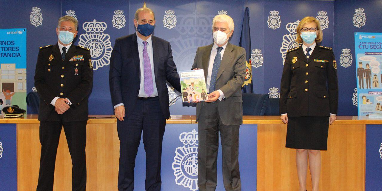 UNICEF España y la Dirección General de la Policía presentan un proyecto para prevenir la violencia en los centros educativos