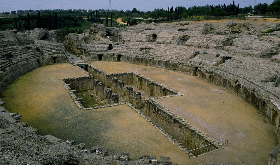 ¿Quieres conocer cómo era la ciudad romana de Itálica? La realidad virtual lo hace posible
