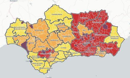 Esta es la lista de municipios de Andalucía que tendrán restricciones a partir de este jueves a las 00:00 horas