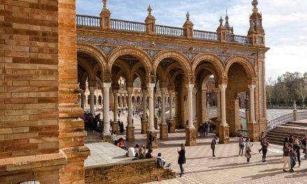 El tiempo en Andalucía: Temperaturas máximas en ascenso y mínimas en descenso este lunes