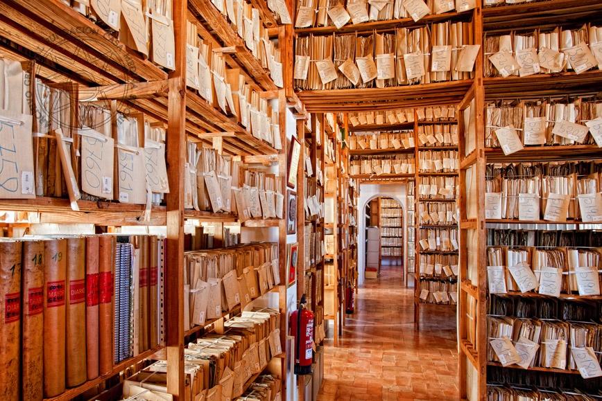 Recopilados 500 mapas, planos y dibujos del archivo de la Casa de Medina Sidonia