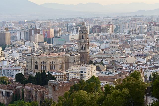El tiempo en Andalucía: Este jueves lluvias ocasionalmente fuertes en el suroeste acompañadas de barro