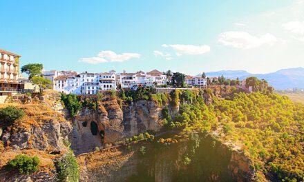 El tiempo en Andalucía: Este miércoles cielos despejados y temperaturas en ascenso con subida en las máximas