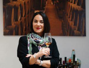 María Carmen Granados, sumiller y diputada