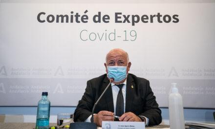 Andalucía mantiene vigentes las medidas de Salud Pública con una tasa covid por encima de 184 puntos, la más alta del país