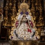 Noticias de Sevilla: La talla de la Virgen del Rocío del Salvador cumple 100 años