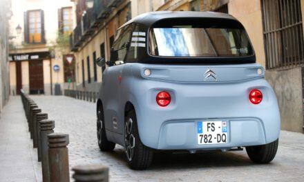 El Citroën Ami inicia su conquista de las calles