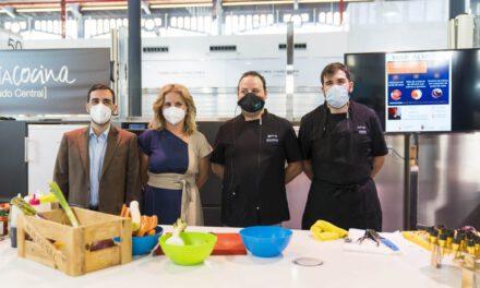 Noticias de Almería: Los productos del mar y su sabor saludable en las Jornadas Gastronómicas del Mercado Central
