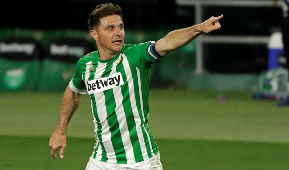 La Junta elige al futbolista Joaquín como 'Embajador' de Andalucía por ser una persona «afable y jovial»