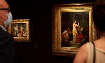Picasso, Ingres y Matisse muestran sus odaliscas en la Alhambra