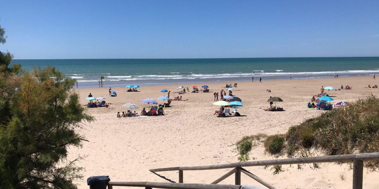 Aemet activa el aviso naranja por altas temperaturas en toda Andalucía para este lunes