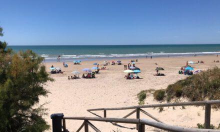 El tiempo en Andalucía: Este jueves se mantienen las temperaturas máximas y mínimas con levante en el Estrecho