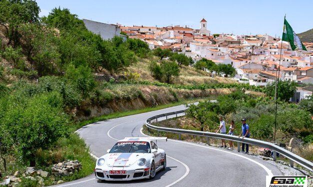 El almeriense Miguel Ángel Clemente se hace con la victoria en el VII Rallye Valle del Almanzora