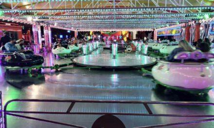 Noticias de Huelva: Huelva contará con el parque de atracciones 'Vive Park' del 29 de julio al 8 de agosto