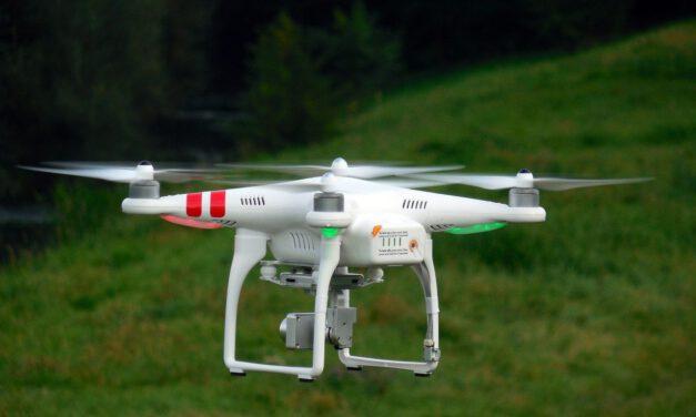 Los drones para todo, la utopía está cada vez más cerca