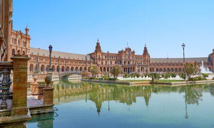 El tiempo en Andalucía: Temperaturas altas en el valle del Guadalquivir este jueves con Córdoba y Sevilla rozando los 40
