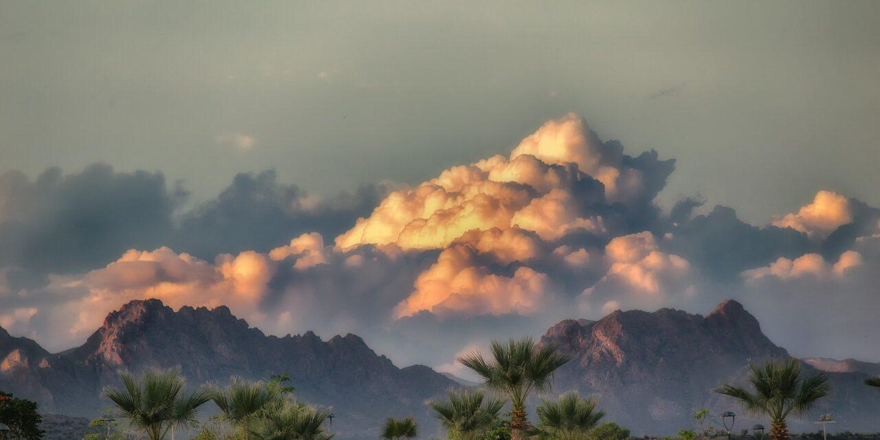 El tiempo en Andalucía: Sol, cielos nubosos, algunas lluvias… tiempo inestable este martes