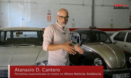 Club Clásicos y Joyas de Sevilla, un lugar de encuentro para los apasionados por los coches con historia