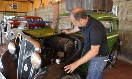 «Caprichos del abuelo» II: Un coche americano llegado desde Sudáfrica y el Opel del periodo Nazi