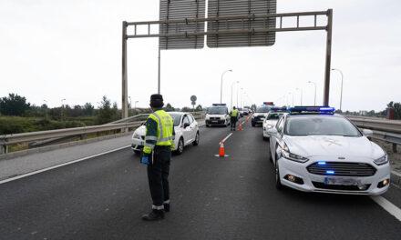 Las restricciones de movilidad del año pasado provocaron un 24% menos de accidentes en las carreteras andaluzas