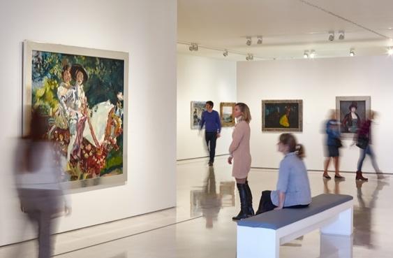 Noticias de Málaga: El Museo Carmen Thyssen Málaga extiende a los dispositivos móviles de sus visitantes el servicio de audioguía gratuito