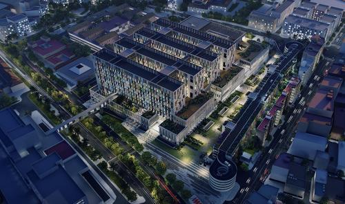 Noticias de Málaga: Aprobada la cesión de los terrenos para la construcción del nuevo Hospital de Málaga