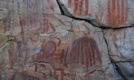 Arte en la naturaleza: Sierra Morena esconde conjuntos de arte rupestre en lugares prácticamente inaccesibles