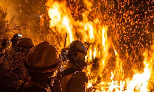 Andalucía amplía el período de alto riesgo de incendios forestales hasta el 31 de octubre