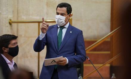"""Moreno quiere que """"Andalucía sea la locomotora económica de España"""" y los sindicatos le responden: """"El interés de la Junta es que Andalucía sea 'selfies' y palmas»"""