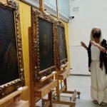 Andalucía restaura tres pinturas del siglo XVII